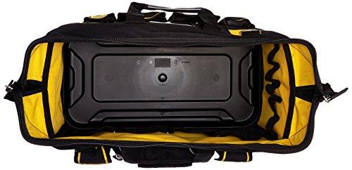 Stanley FatMax Werkzeugtasche / Transporttasche (50x30x29cm, schlagfester Boden, Aufbewahrungstaschen im Inneren, große Öffnung für leichten Zugang, aus robustem Material) FMST1-71180 - 5