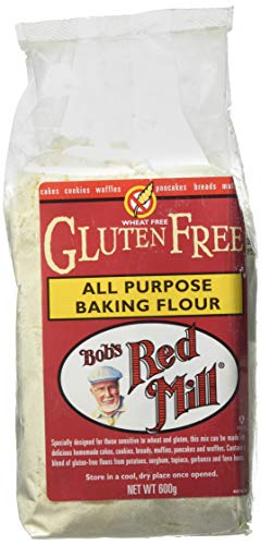 BOB'S RED MILL   Gluten Free All Purpose Baking Flour 600g   Pack of 4
