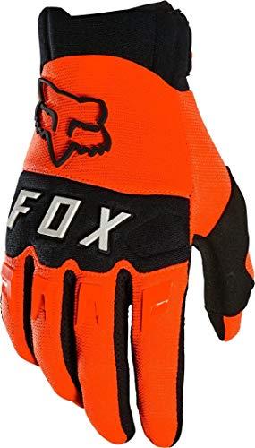 Fox Dirtpaw Glove Orange M, Fluorescent Orange