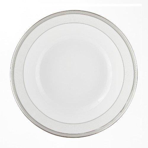 Saladier rond 23 cm Arum en porcelaine