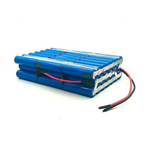 Seilylanka 36V 18Ah für BionX Steppenwolf 3043-A11074022 10S6P 01-3054 Batterie E-Bike Elektrofahrrad