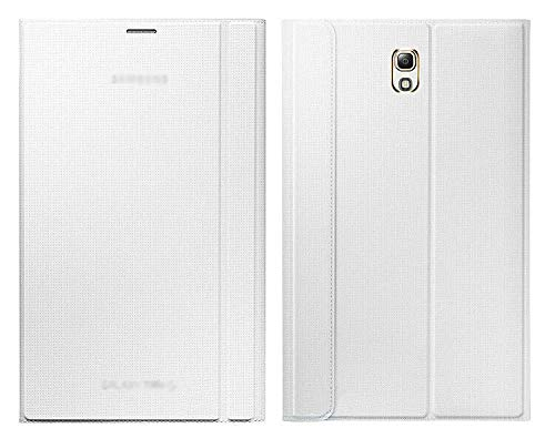 DELLA Suitable for SMT705c protective cover T800 ultra-thin smart sleep t805c flat shell tab S T700 leather case-Samsung Tablet 8.4 inch T700/T705