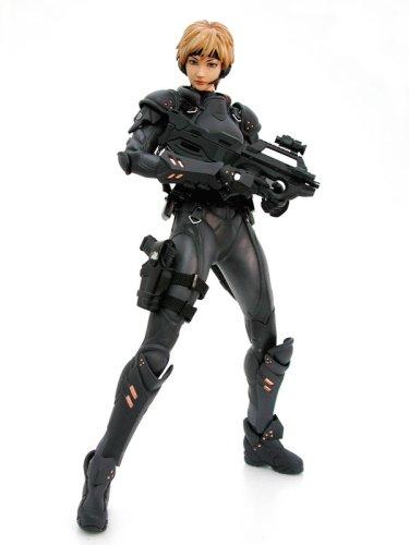 Hot Toys Appleseed Saga Ex Machina Deunan Knute Poseable Action Figure