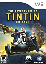 Ubi Soft The Adventures Of Tintin: The Game (Nintendo Wii) for Nintendo Wii for Age - 10 and Up (Catalog Category: Nintendo Wii / Action )