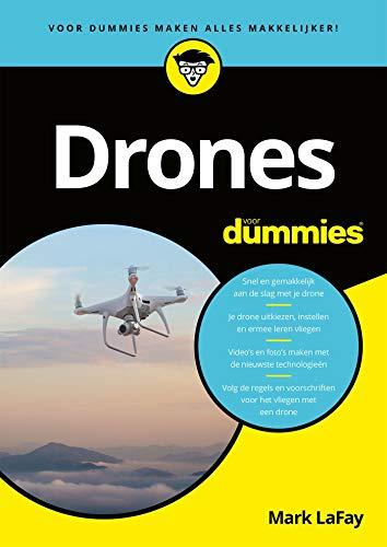 Drones voor Dummies (Dutch Edition)