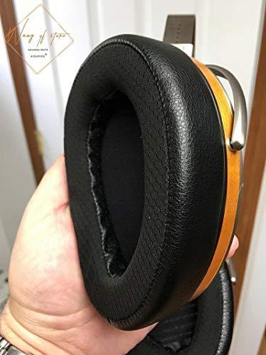 Portable Audio Headphone, UltraPad Foam Cushion for HIFIMAN HE1000 V2 Edition X V2 Over Ear Pads Headphone - (Compatible Product::EarPads Cushion)