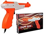 Video Game Accessories Brand New Zapper Light Gun Nintendo NES - Play Duck Hunt, Hogan's Alley & More..#00113/10