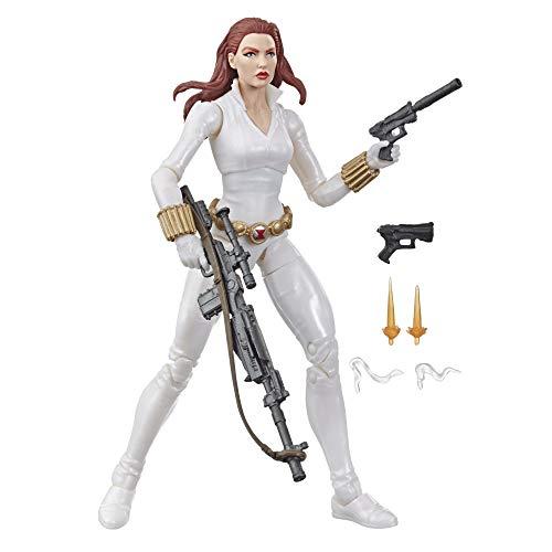 Black Widow- Legends White Death (Hasbro E87125L0)