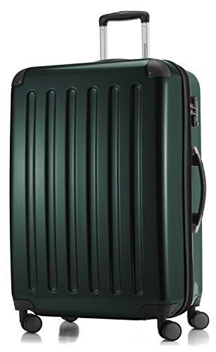 Hauptstadtkoffer  waldgrün, 5.2 Liter