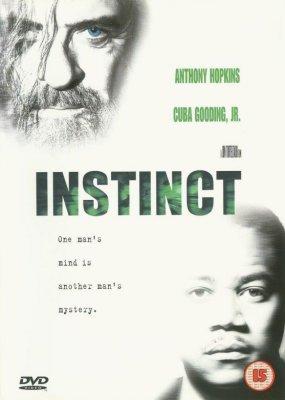 Instinkt import dvd mit deutschem Ton ! Mit Sir Anthony Hopkins, Maura Tierney, Donald Sutherland, John Ashton, Cuba Gooding Jr.,