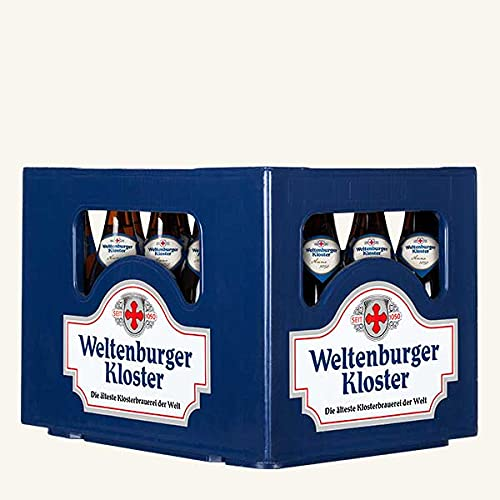 Weltenburger Kloster Anno 1050 Bier 20 x 0,5 Pils 5,5% Vol Beer Cerveza
