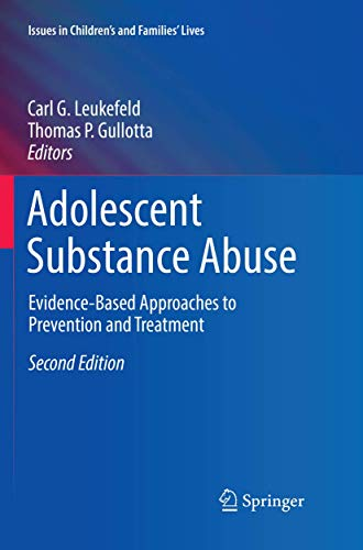 Adolescent Substance Abuse: Evidenc…