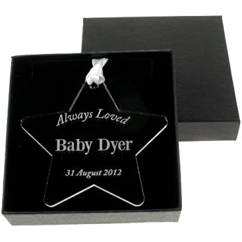 But Always In Our Hearts Engraved Baby Keepsake Memory Box Born Sleeping Baby Loss Memorial Gifts