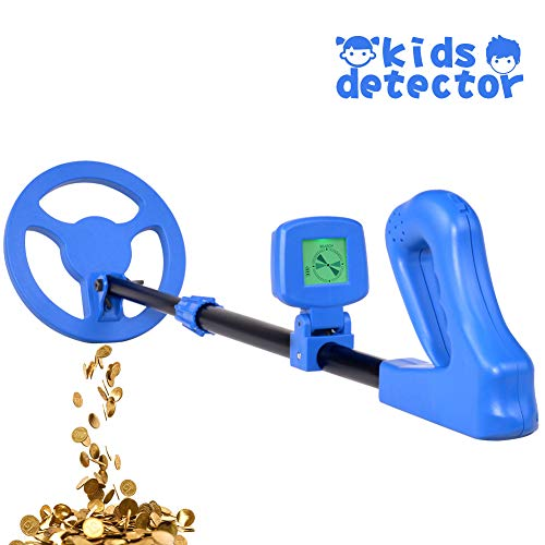 Wedigout KingDetector Advanced Kids Metal Detector...