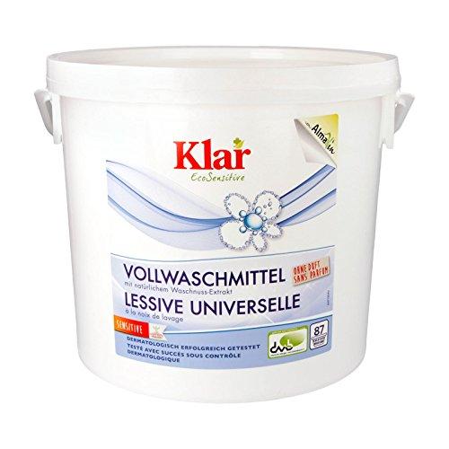 Vollwaschmittel aus Waschnuss Großgebinde