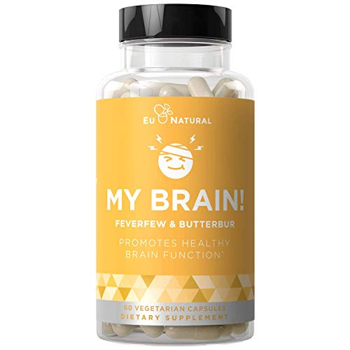 HEALTHY HEAD FUNCTION – MY BRAIN! is your one secret to power through your day. You can have the confidence that every capsule has the strength and potency that you are looking for in a product. MADE IN THE USA – We blend all our products at a cGMP C...