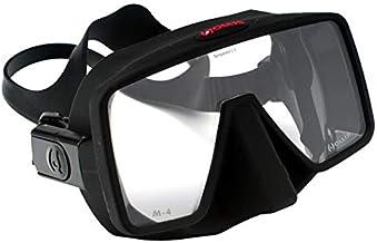 Hollis M4 Diving Mask, Black