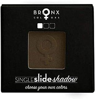 BRONX COLORS Urban Cosmetics SCS02 Single Slide Shadow Toffee Brown (1 x 2 g)