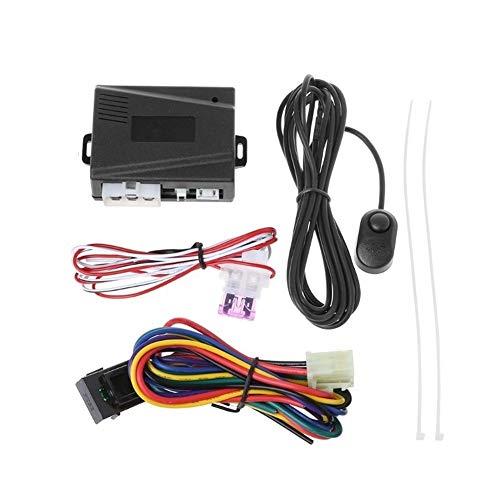 qinqin Sistema de Sensor Universal 12V Auto Car Light automáticamente el Control autolight Sensor de Luz