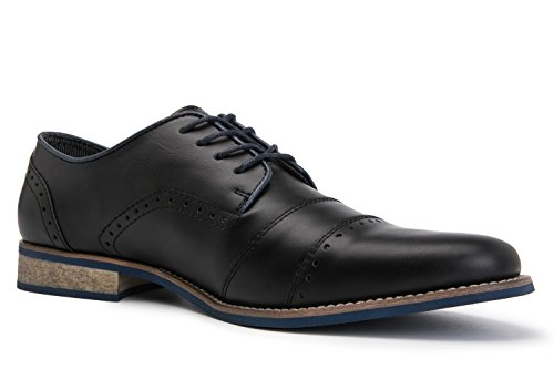 GW 16551 Men's Modern Oxford 10M,55black