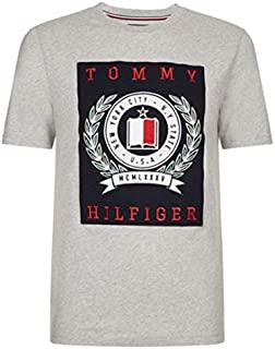 Tommy Hilfiger Embroidery Crest Patch T-Shirt, XXL