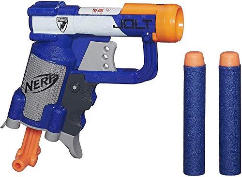 Nerf A0707EU6 - N-Strike Elite Jolt kompakter Einzelschuss-Spielzeugblaster