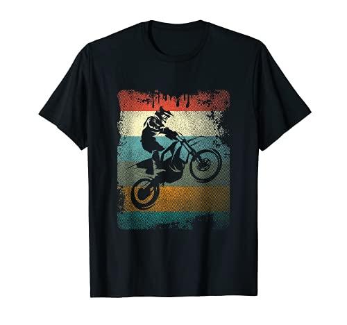 Vintage Motocross T-Shirt Dirt Bike Rider Shirt Geschenk