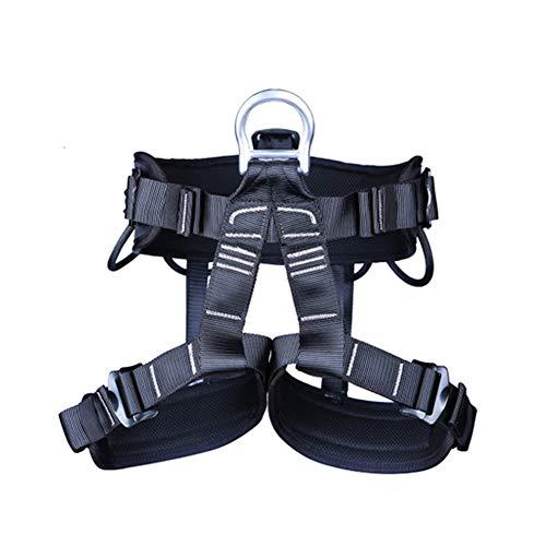 Imbracature di Sicurezza ds Lavoro, Imbracatura Anticaduta Arrampicata Cintura di Sicurezza per Salvataggio Antincendio, Protezione Anticaduta Tetto P