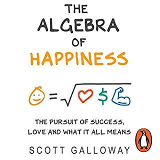 The Algebra of Happiness cover art