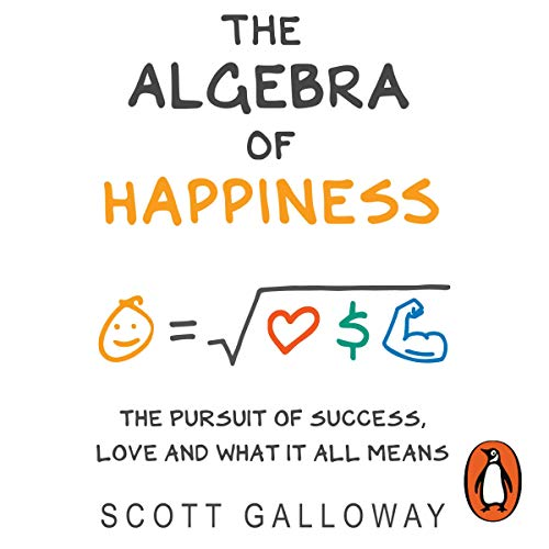 『The Algebra of Happiness』のカバーアート