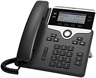 Cisco CP-7841-K9= 7800 Series Voip Phone (Power Supply Not Included)