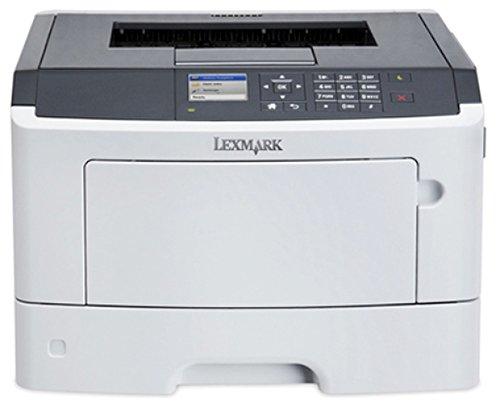 Lexmark MS415dn 1200 x 1200DPI A4 - Laser-/LED-Drucker (1200 x 1200 DPI, 100000 Seiten pro Monat, Microsoft XPS,PCL 5e,PCL 6,PDF 1.7,PPDS,Postscript 3, Laser, Schwarz, 750-7200 Seiten pro Monat)