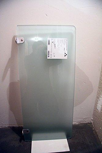 Urinal-Trennwand'Satinato' aus ESG-Glas...