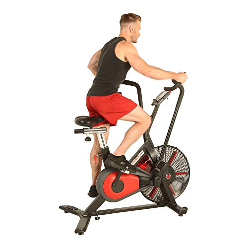 Resolve Fitness Commercial Dual Air Cycle