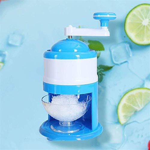 JIEJIE Ice Crusher Shaver for die Herstellung der Getränke, Kitchen Aid Eismaschine for Schnee-Kegel oder Slushies QIANGQIANG