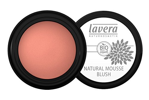lavera Rouge Natural Mousse Blush ∙ Farbe Classic Nude ∙ cremig & seidig zart ∙ Natural &...