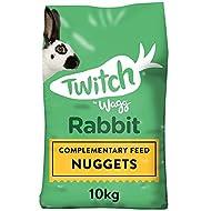 Wagg Twitch Rabbit Food, 10 kg