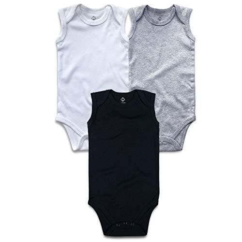 opawo baby cotton bodysuits unisex