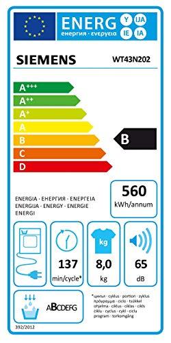 Bild 9: Siemens WT43N202 iQ300