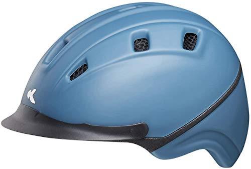 KED Helmsysteme Reithelm - Basco Blue Matt M