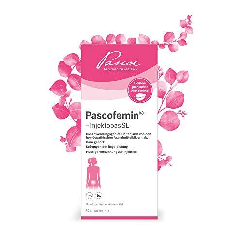 PASCOFEMIN Injektopas SL Ampullen 10X2 ml