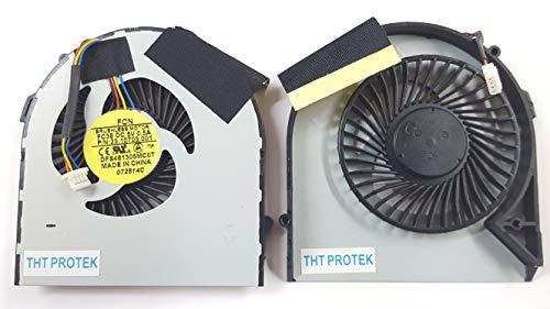 Kompatibel für Acer Aspire V5-571-6869 V5-571-6662 V5-571-6605 Lüfter Kühler Fan Cooler