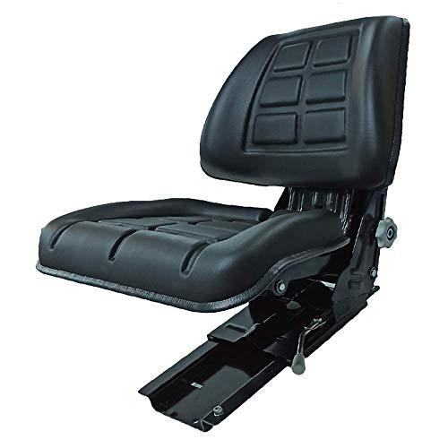 KlaraSeats passend Deutz KHD Traktorsitz Schleppersitz 06 07 er klappbar