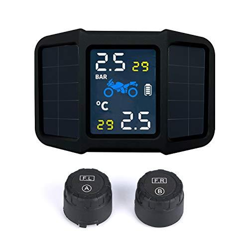 Sistema de monitoreo de presión de neumáticos TPMS para