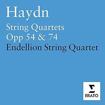 Haydn - String Quartets Opp.54 & 74
