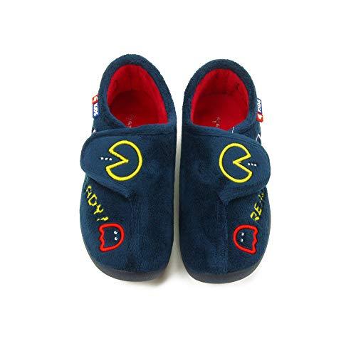 GARZON - Zapatilla CASA N4227.247 para: Niños Color: Azul Marino Talla: 31