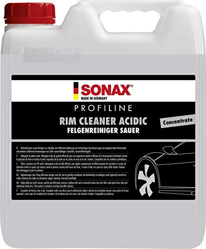 SONAX 06516000 - Limpiador de Llantas
