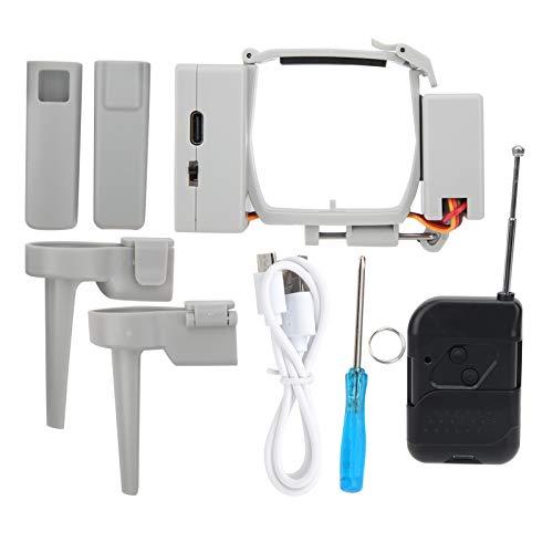 VGEBY Sistema de caída de Aire, Lanzador, Cebo de Pesca, Anillos de Boda, Regalo, Ajuste para Mini 2 / Mavic Mini Drone, Cebo de Pesca Compatible con búsqueda y Rescate
