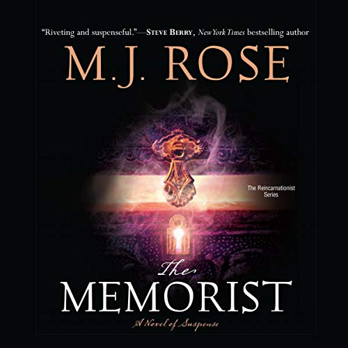 Page de couverture de The Memorist