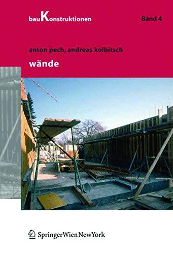 Wände (Baukonstruktionen, Band 4)